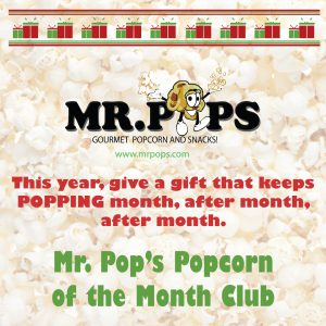 Popcorn of the Month